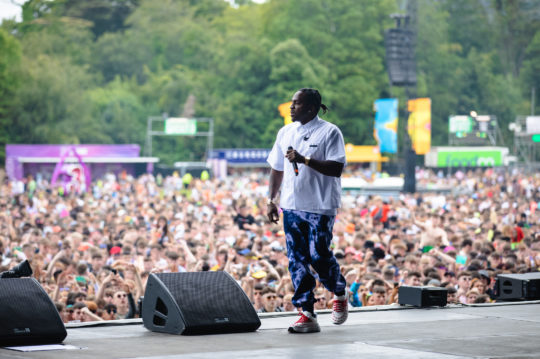 Pusha T at Longitude Festival by Anamaria Meiu www.amphotostar.com / AM Photo Star