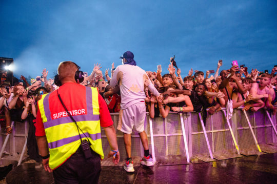 Ski Mask the Slump God at Longitude Festival by Anamaria Meiu www.amphotostar.com / AM Photo Star