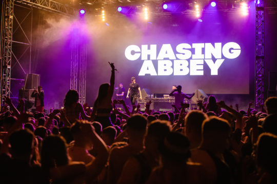 Chasing Abbey at Longitude Festival by Anamaria Meiu www.amphotostar.com / AM Photo Star