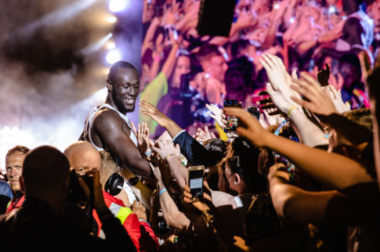 Stormzy at Longitude Festival by Anamaria Meiu www.amphotostar.com / AM Photo Star