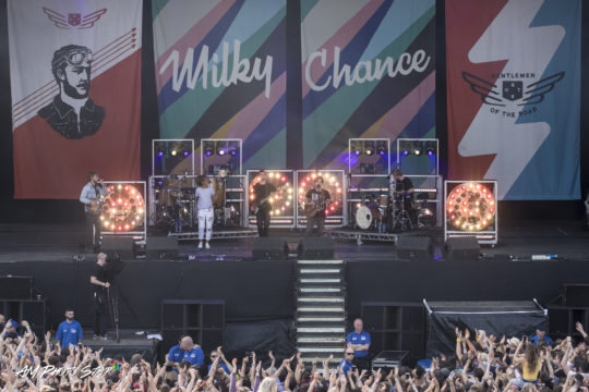 Milky Chance at Longitude Festival