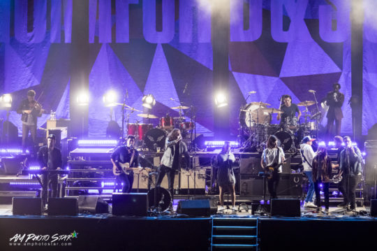 Mumford & Sons & All Stars at Longitude Festival