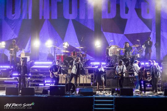 Mumford & Sons & All Stars at Longitude Festival