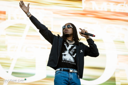 Migos at Longitude Festival by Anamaria Meiu www.amphotostar.com / AM Photo Star